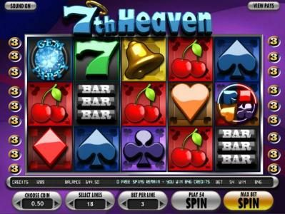 Free spins feature pays out a total of 846 coins