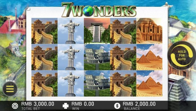 7 Wonders :: Main Game Board