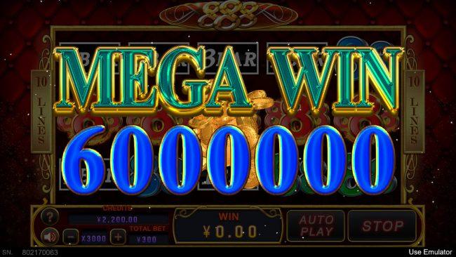 888 :: Mega Win