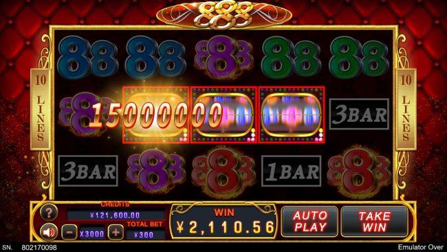 888 :: Big Win