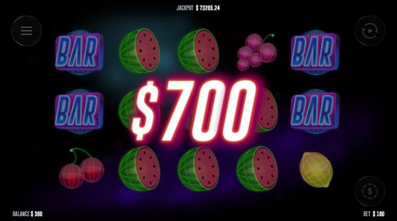 888 Deluxe :: Big Win