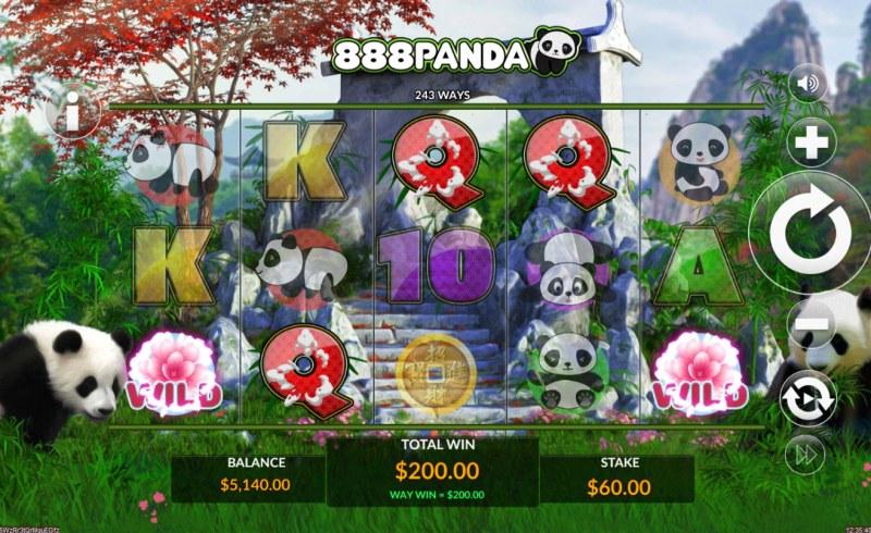 888 Panda :: Five of a kind