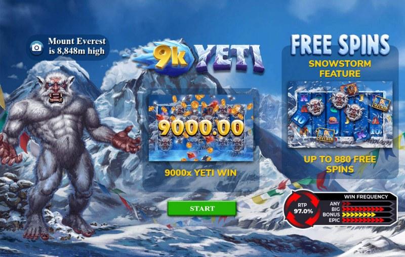 9K Yeti :: Introduction