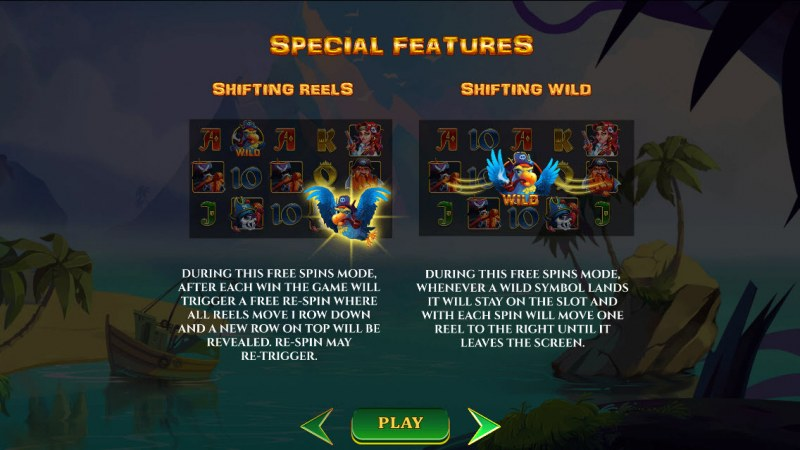 A Pirate's Quest :: Special Features