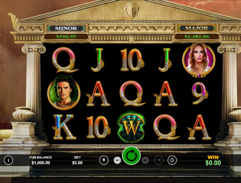 Achilles Deluxe :: Main Game Board