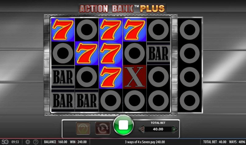 Action Bank Plus :: Four of a kind