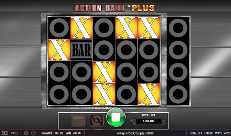 Action Bank Plus :: Multiple winning combinations