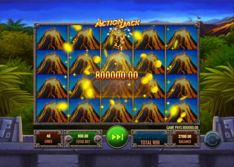 Action Jack :: Mega Win