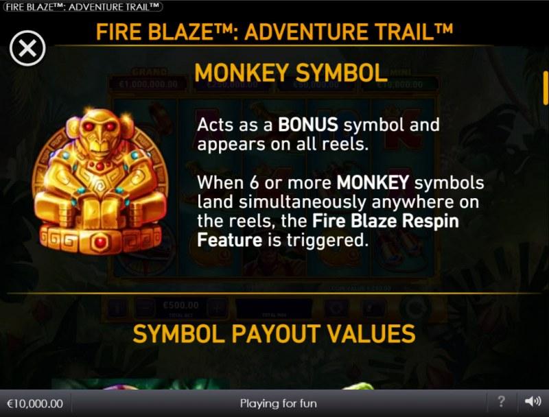 Adventure Trail :: Bonus Feature