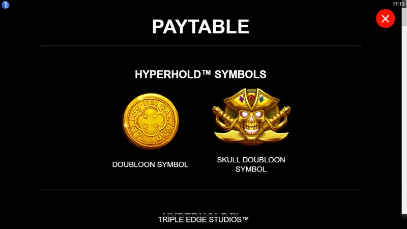 Adventures of Doubloon Island :: Scatter Symbol Rules