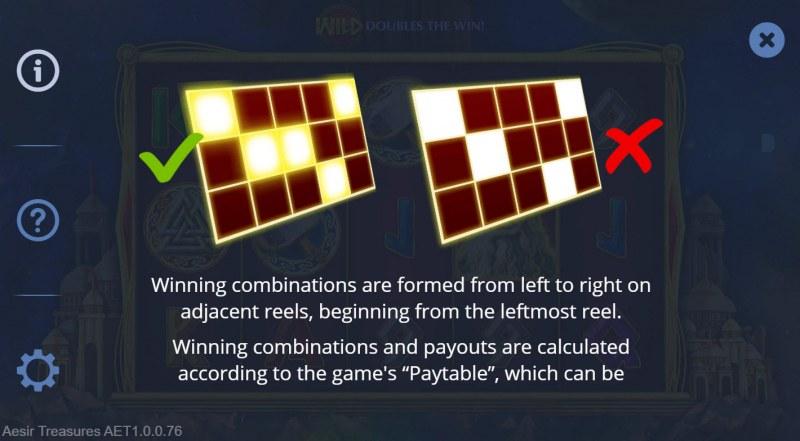 Aesir Treasures :: 243 Ways to Win