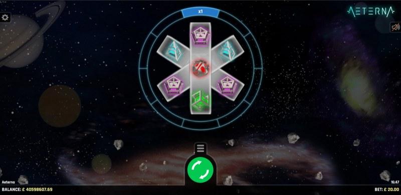 Aeterna :: Main Game Board