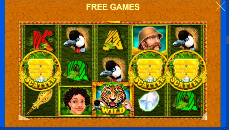 African Gold 2 :: Free Game Rules