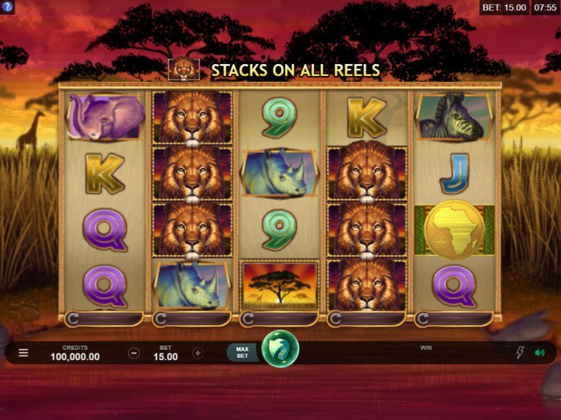 Play slots at Watch my Spin: Watch my Spin featuring the Video Slots African Quest with a maximum payout of $84,000