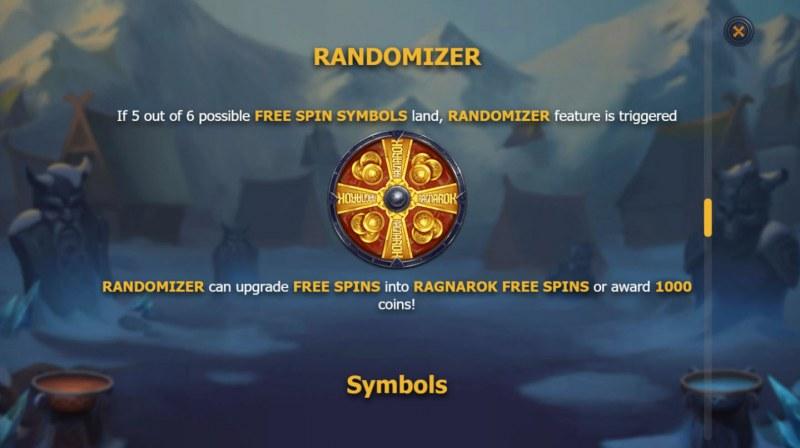 Age of Asgard :: Randomizer