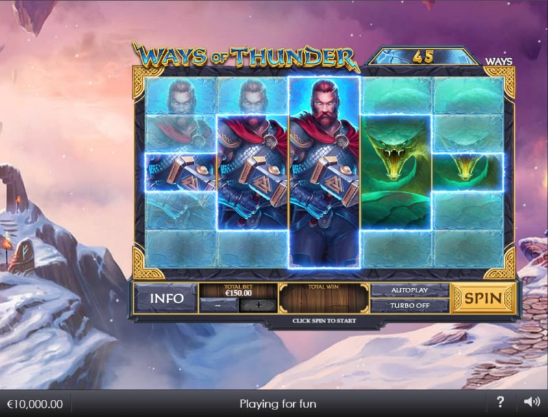 Age of the Gods Norse Ways of Thunder :: Main Game Board