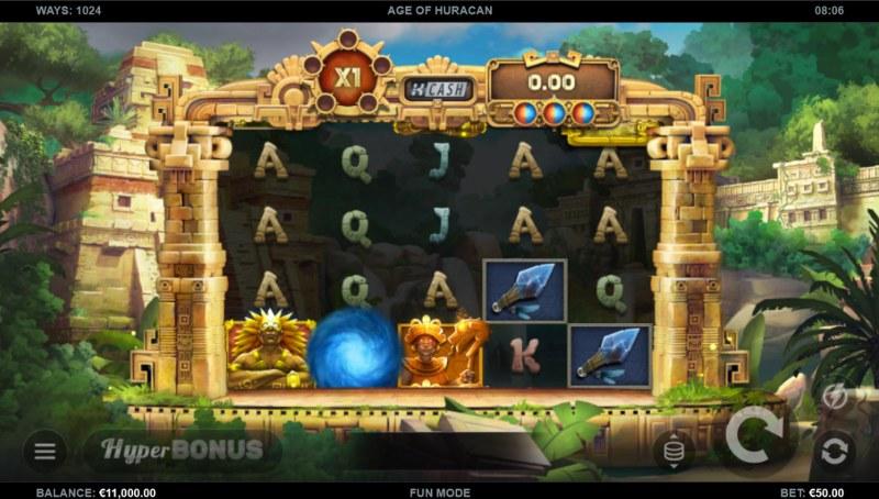 Age of Huracan :: Base Game Screen