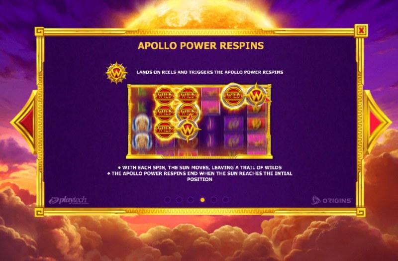 Age of the Gods Apollo Power :: Apollo Power Respins