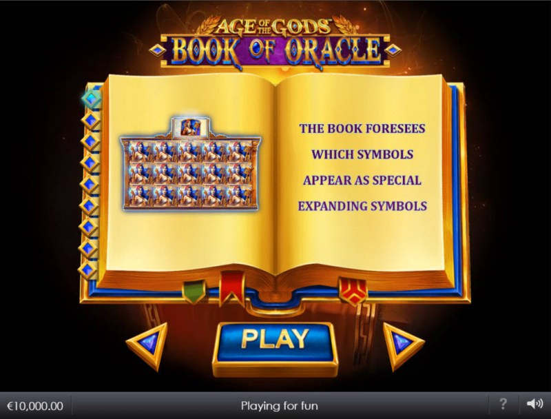 Age of the Gods Book of Oracle :: Feature Rules