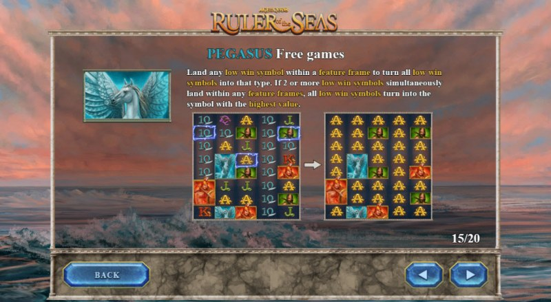 Age of the Gods Ruler of the Seas :: Pegasus Free Games