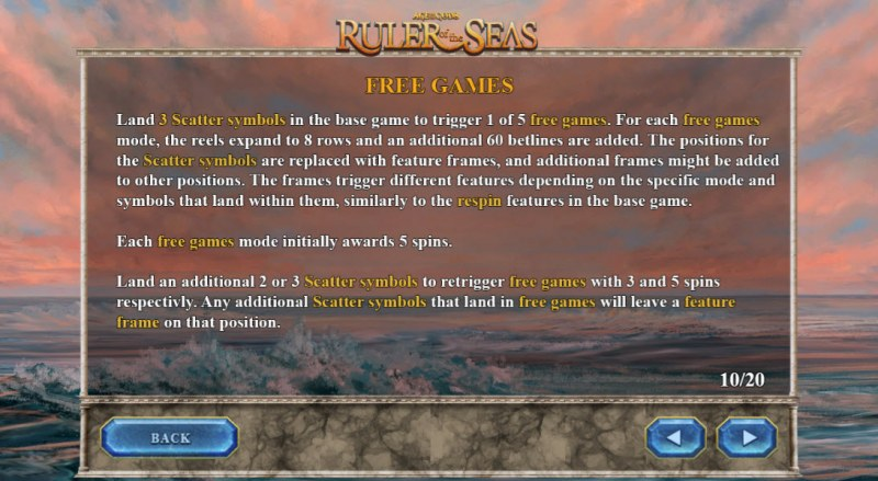Age of the Gods Ruler of the Seas :: Free Game Rules