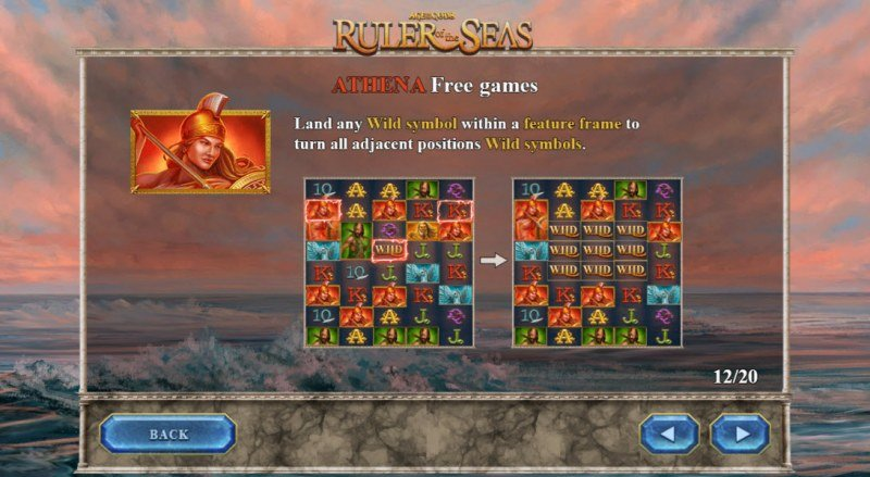 Age of the Gods Ruler of the Seas :: Athena Free Games