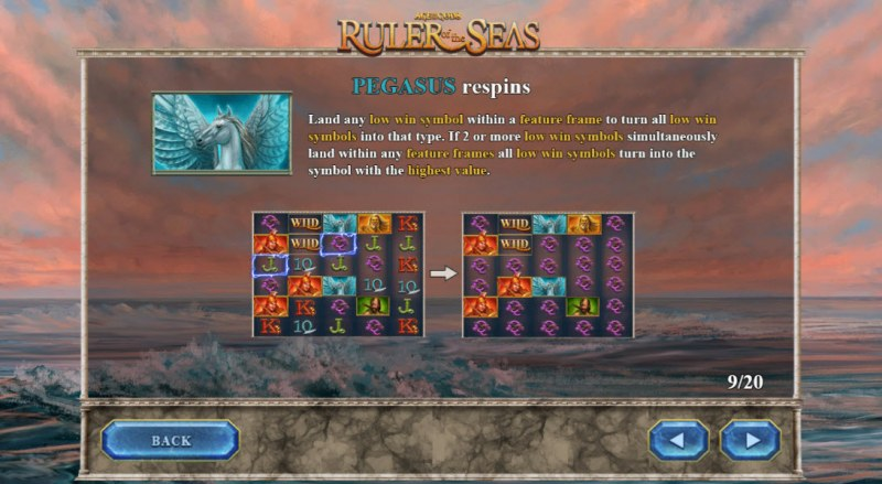 Age of the Gods Ruler of the Seas :: Pegasus Respin