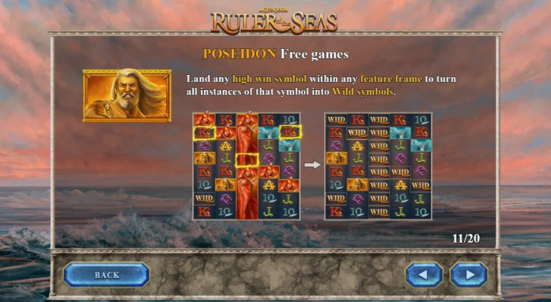 Age of the Gods Ruler of the Seas :: Poseidon Free Games