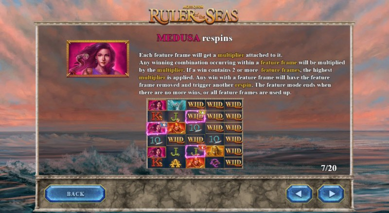 Age of the Gods Ruler of the Seas :: Medusa Respin