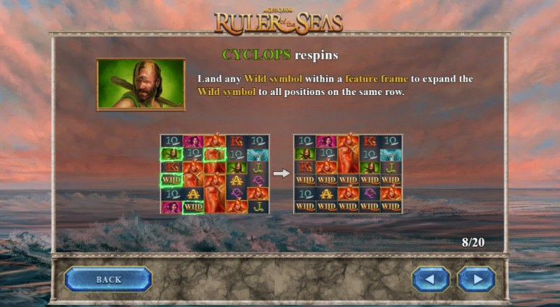 Age of the Gods Ruler of the Seas :: Cyclops Respin