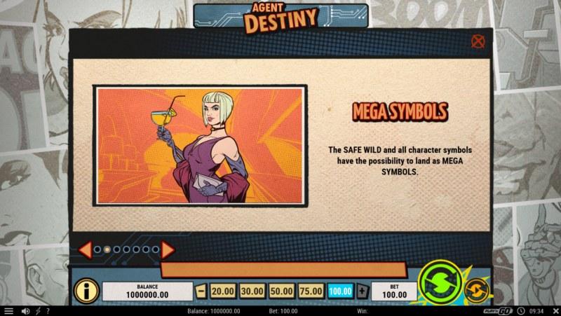 Agent Destiny :: Mega Symbols