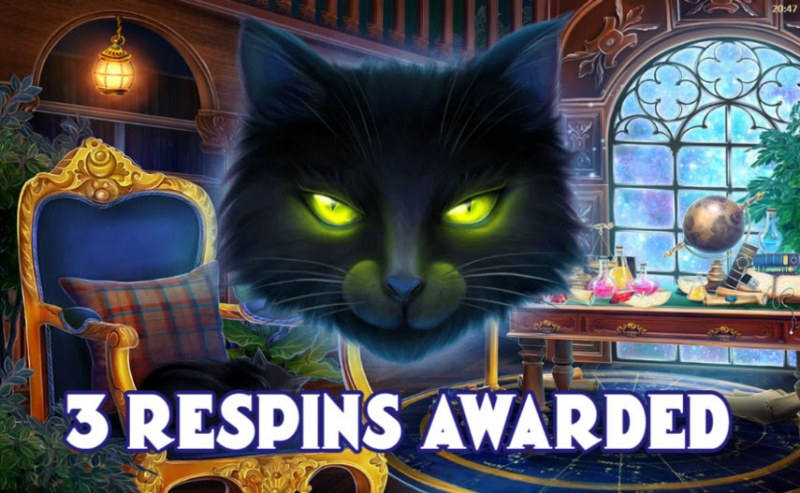 Alchemy Magic :: 3 Respins Awarded