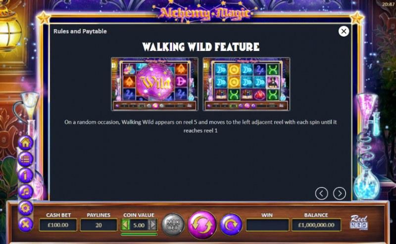 Alchemy Magic :: Walking Wild Feature