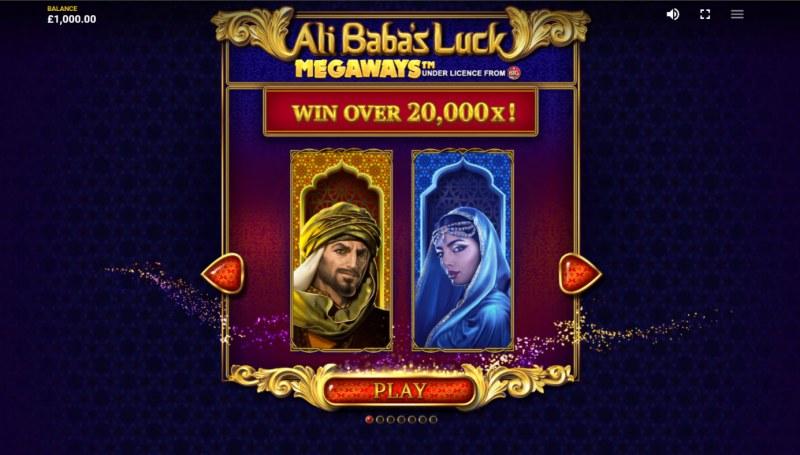 Ali Baba's Luck Megaways ::