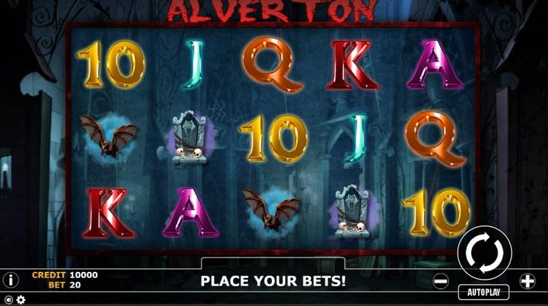 Alverton :: Main Game Board