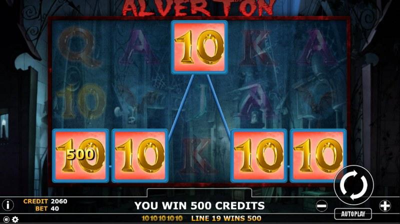 Alverton :: Five of a kind