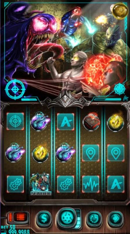 Always Heroes :: Main Game Board