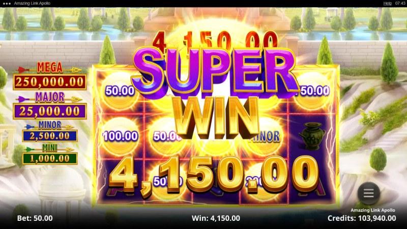 Amazing Link Apollo :: Super Win