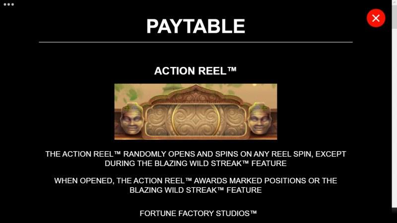 Amber Sterling's Mystic Shrine :: Action Reel