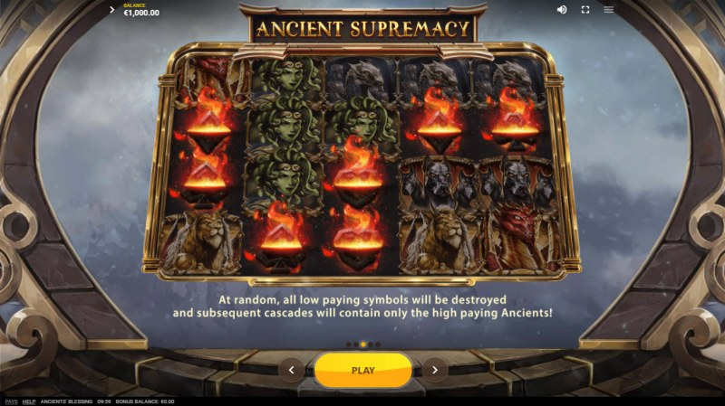 Ancients' Blessings :: Ancient Supermacy
