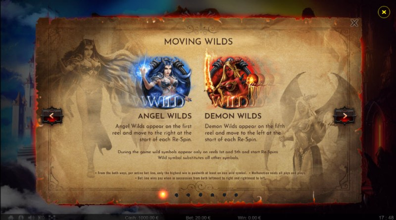 Angels vs Demons :: Moving Wilds