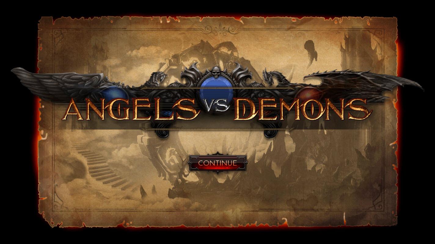 Angels vs Demons :: Introduction