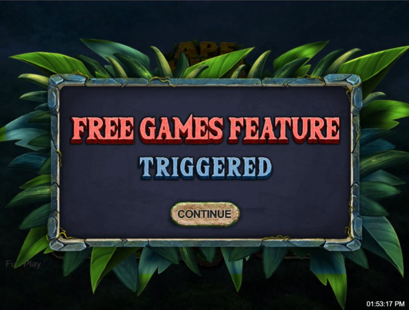 Ape King :: Free Games Feature
