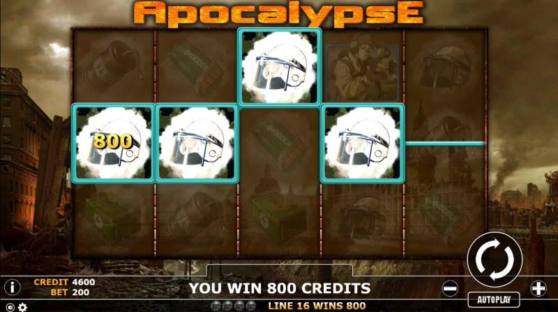 Apocalypse :: Four of a kind
