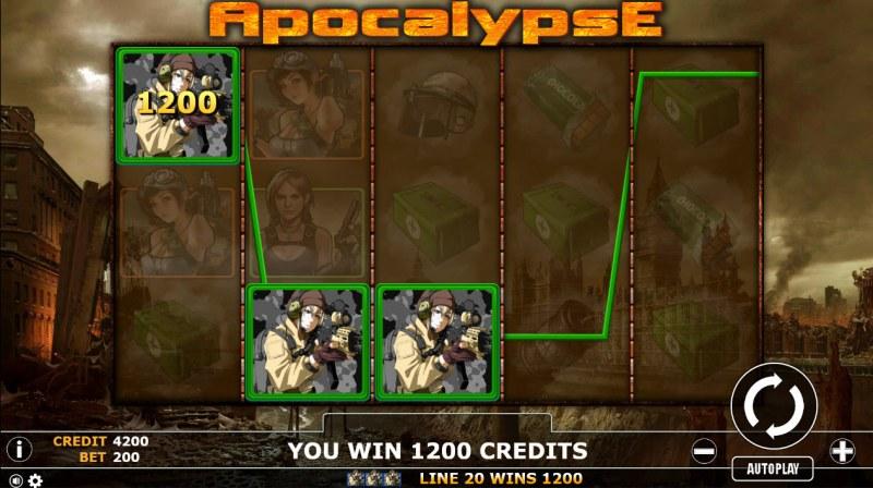 Apocalypse :: Three of a kind