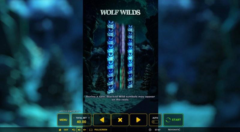 Arctic Empress :: Wolf Wilds
