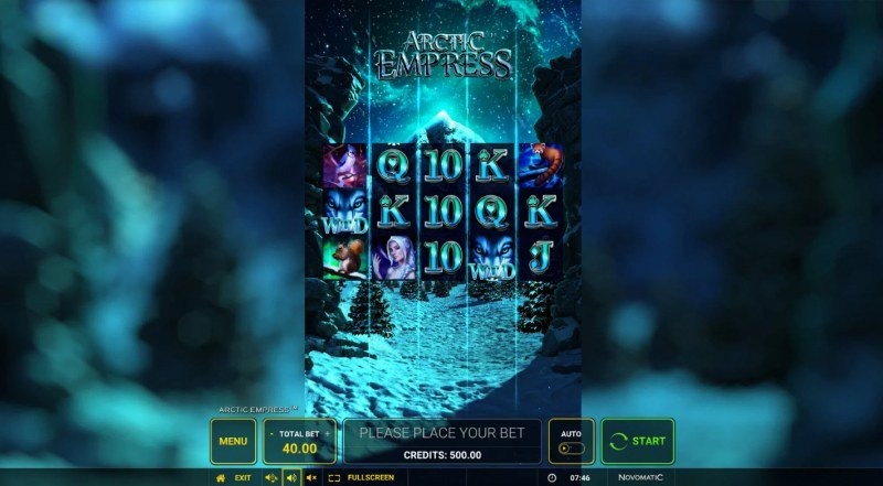 Arctic Empress :: Main Game Board