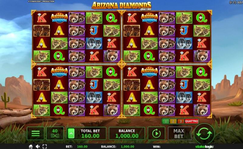 Arizona Diamonds Quattro :: Quattro Mode