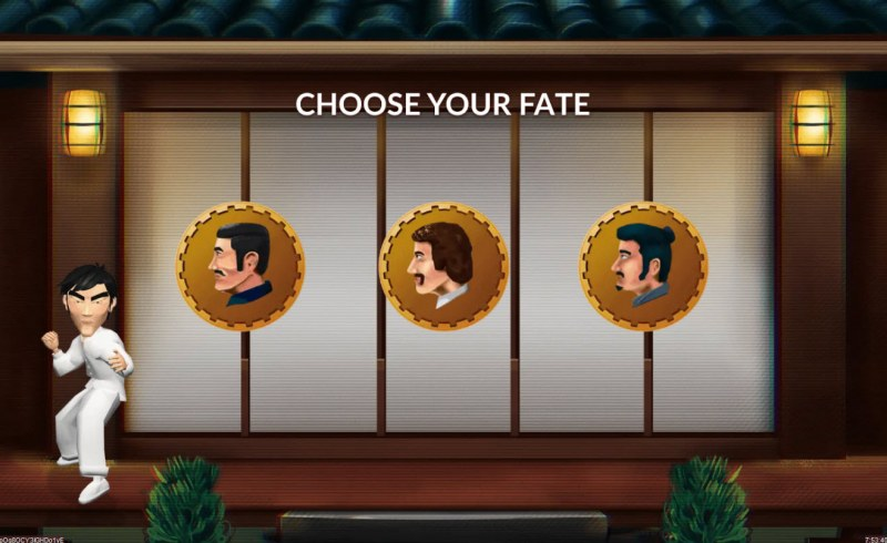 Art of the Fist :: Choose a fate