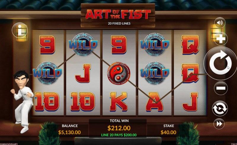 Art of the Fist :: Three of a kind